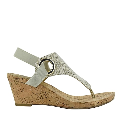 Women S Wedges The Shoe Company