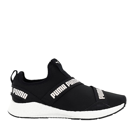 Puma Women's Vikky Platform En Pointe Sneaker, Grey, Size 7.0