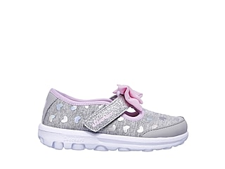 6ee2a9b01061b ... Toddler Girl's GOwalk Bitty Hearts Sneaker. Toggle Image Magnification