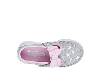 5268aa0545945 Toggle Image Magnification. Prev; Next. Skechers. Toddler Girl's GOwalk  Bitty Hearts Sneaker