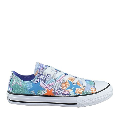 caccea76 Youth Girl's Chuck Taylor All Star Street Mosaic Sneaker. Converse